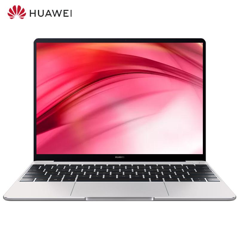 【现货速发】Huawei/华为 MateBook 13 WRT-W19 2018款新品全面屏13英寸轻薄便携超薄本手提时尚笔记本电脑