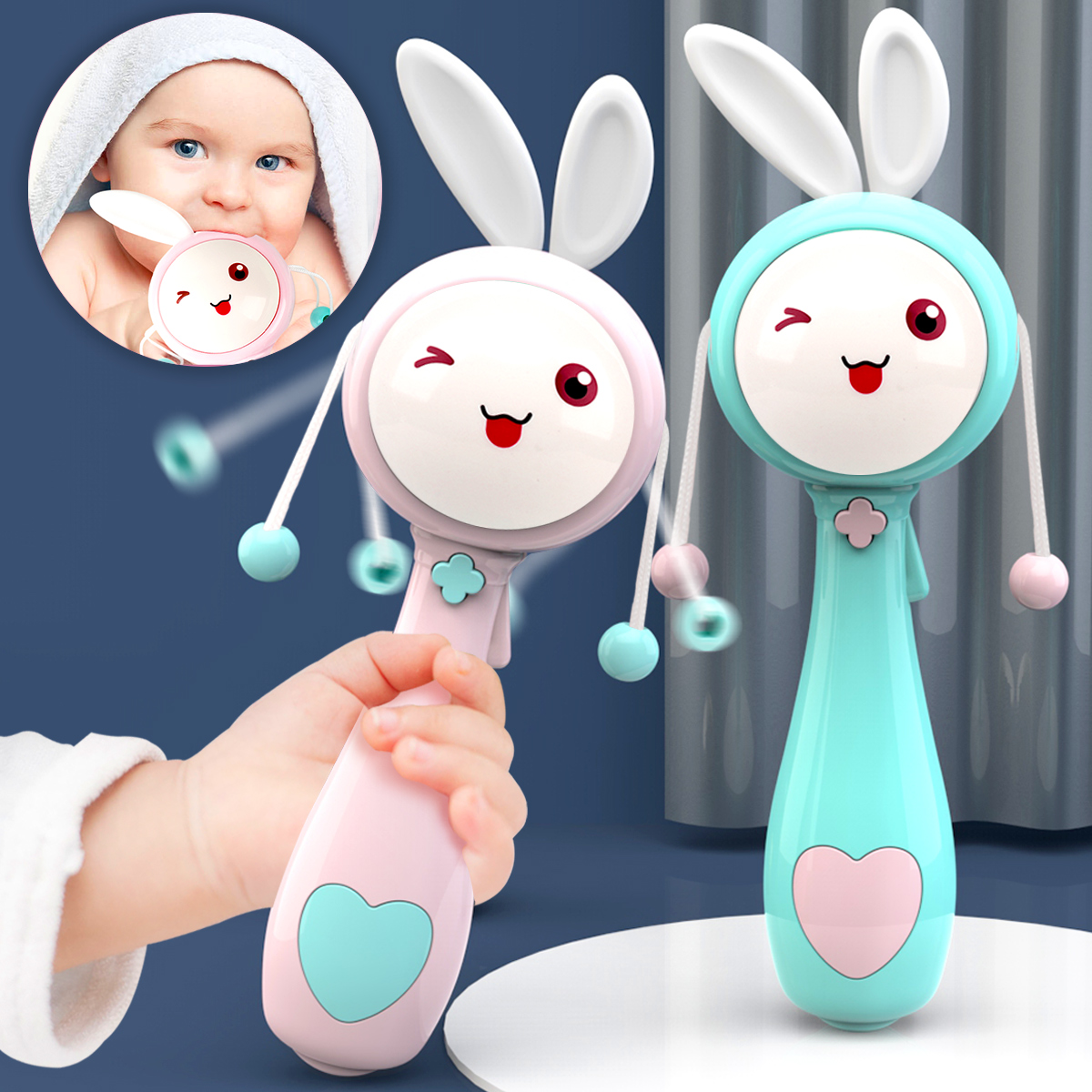 Игрушки для новорожденных Артикул 584846480332