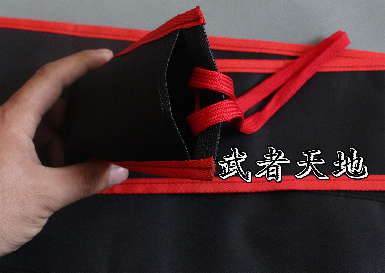 Боевые искусства палку мешок красный tasselled копье мешок боевых искусств stick pack red tasselled копье Pack плеча кобуру утолщение боевых искусств на холсте от Kupinatao