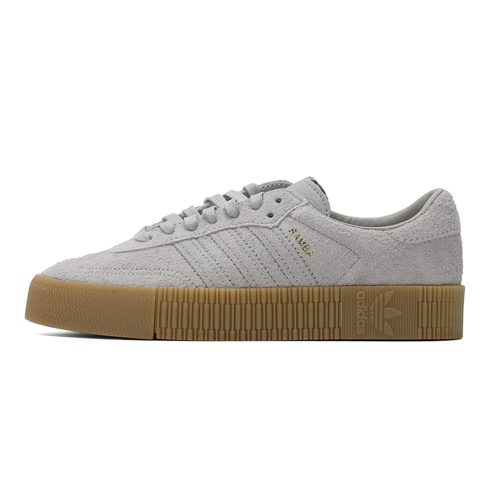 Adidas clover classic men's and women's shoes, muffin sole, low top retro sports shoes, casual shoes, board shoes, b37860