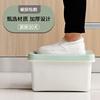 Household kitchen plastic sealing moisture meter barrel housing means 20 pounds of rice flour migang 10kg rice box storage pest
