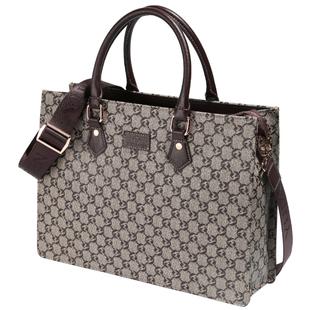 真皮大包包女包2020新款潮手提包大容量高級感公文包女職業托特包