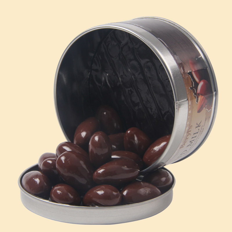 Special price of Beryls milk and nut sandwich chocolate (120g) imported from Malaysia