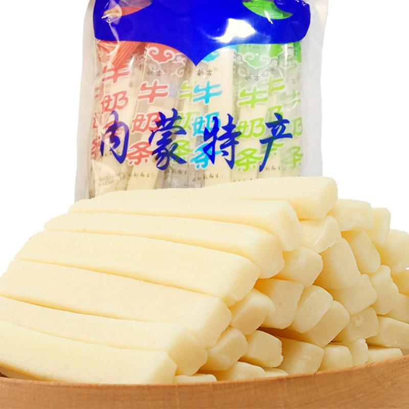 【直播专享】奶酪条独立奶条4包装600g多口味