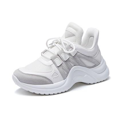 2019秋冬款大码运动鞋韩版款休闲鞋