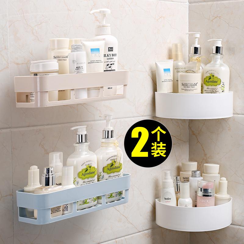 Без пунш-ванны Туалетная полка Всасывающая настенная корзинка для ванной комнаты Сушилка для ванны на стене