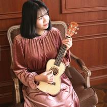 TUC200B寸初学者大人学生儿童小吉他ukulele23尤克里里Tom