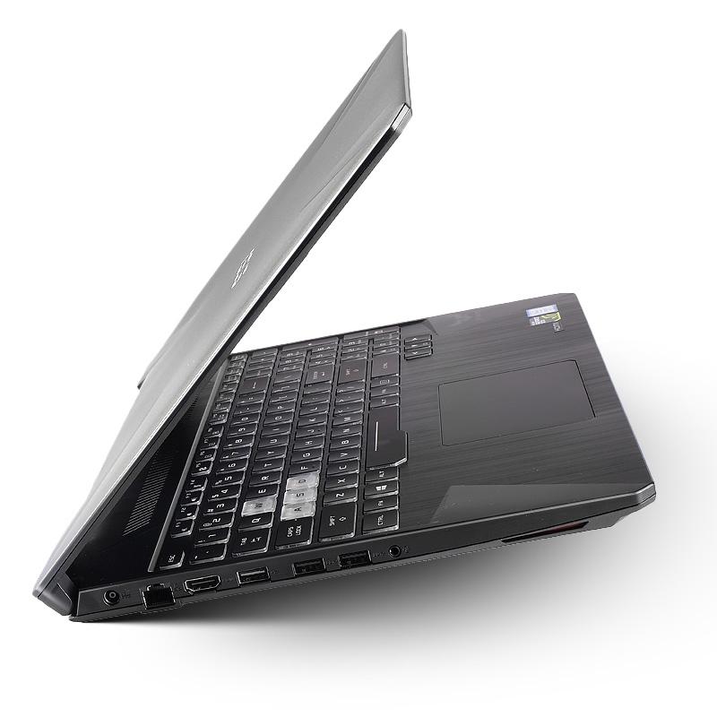 华硕(ASUS)飞行堡垒7 英特尔?酷睿?i7/GTX1650 15.6英寸游戏FX95GT9750学生吃鸡120Hz屏笔记本电脑独显
