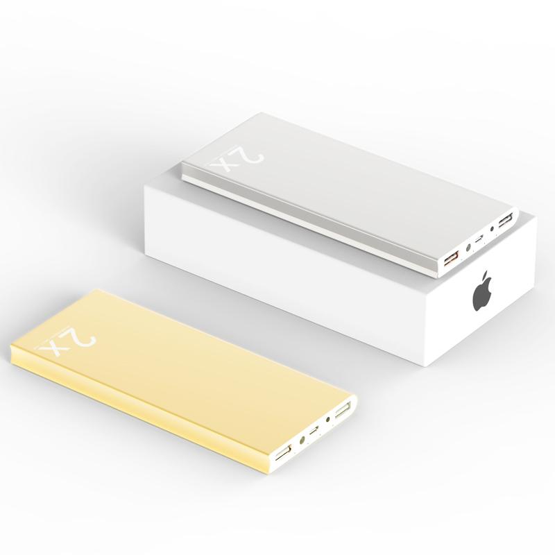 M20000充电宝超薄便携MIUI蘋果oppo华为vivo步步高苹果手机毫安移动(用30元券)
