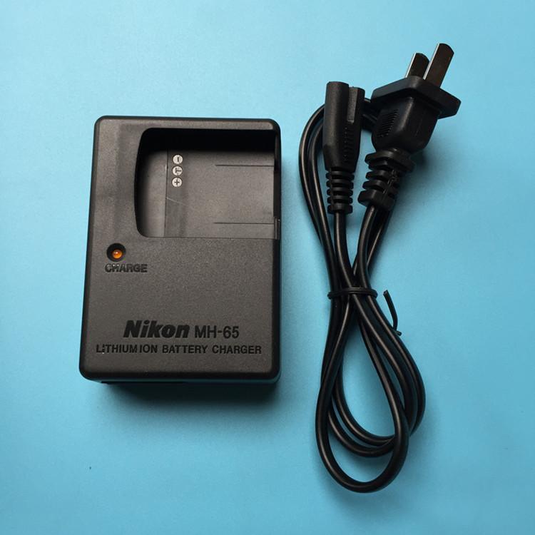 尼康EN-EL12充电器P300 S6100 S8100 S9200 S9600 相机MH-65座充