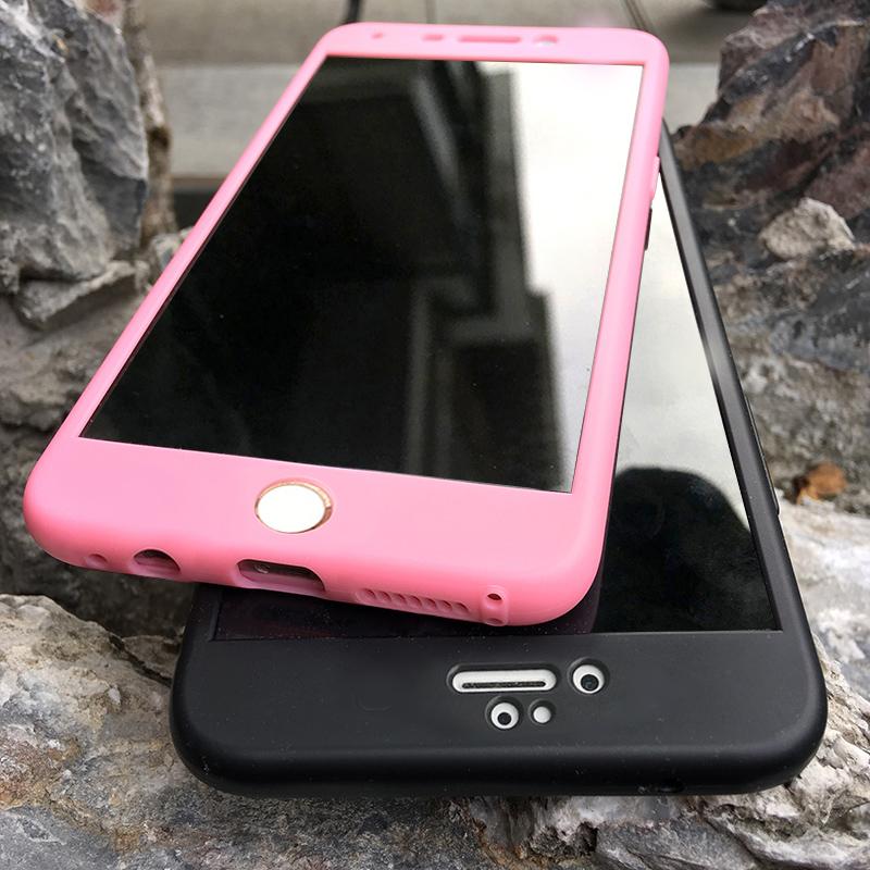 苹果6splus手机壳6s女款软硅胶套6plus全包iphone情侣超薄男防摔