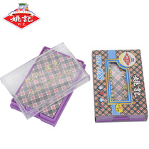 Yao Kee poker 9788 0218 989 plastic box Poker environmental Solitaire a 8 pair