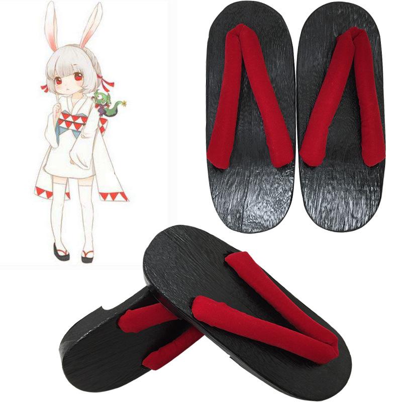COS 日本木屐 女士人字拖 实木防滑拖鞋 平底拖鞋现货