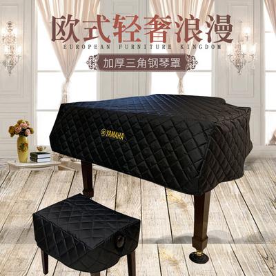 琴佳宜專屬刺繡定制  防塵加厚 防潮防水 三角鋼琴罩包郵
