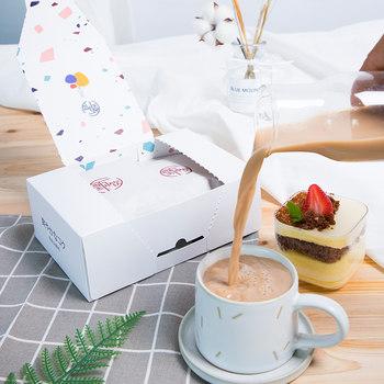 【拍两件】甄饮 日式豆乳手工奶茶2盒