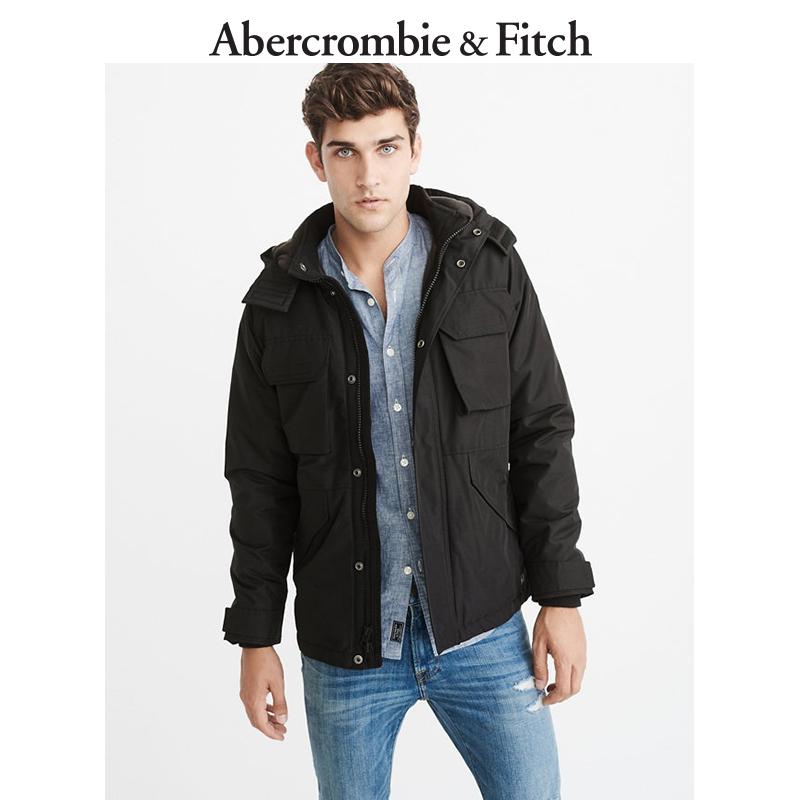 季末特惠 Abercrombie&Fitch 男装 中量级功能性夹克 175788 AF