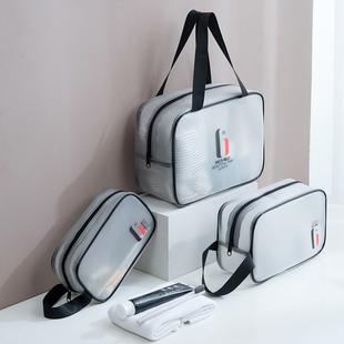 游泳防水收纳泳包运动洗澡用品干湿分离大容量泳衣大容量便携袋子