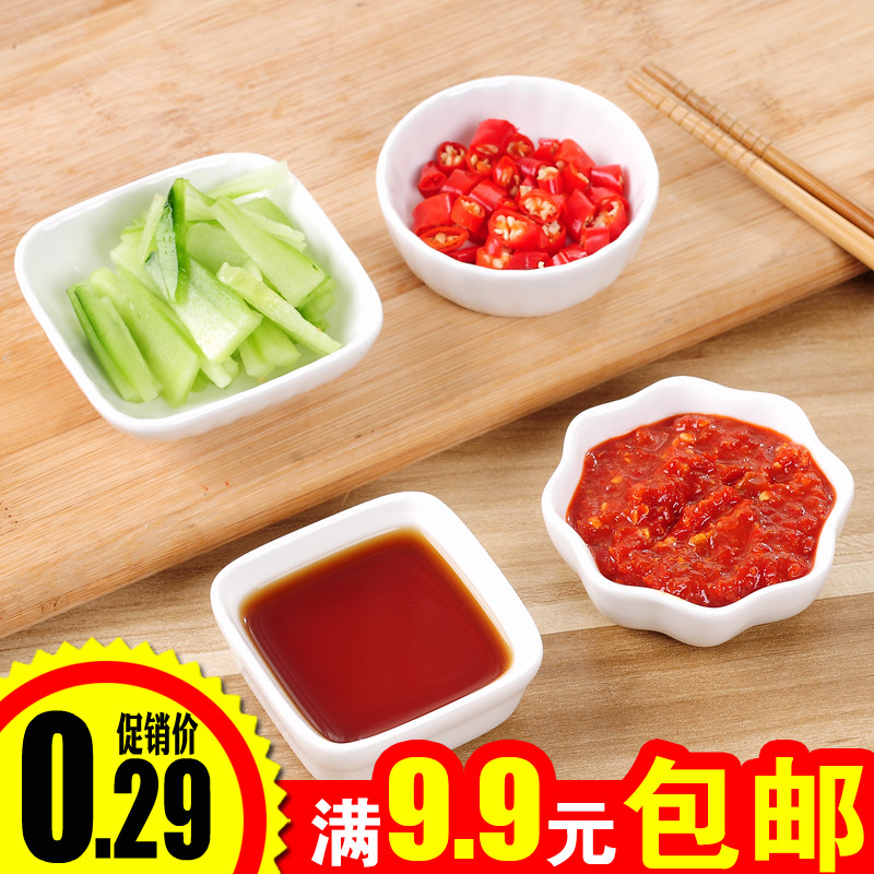 Творческий керамика вкус блюдо японский посуда соус уксус приправа рассол небольшой есть блюдо сын уксус блюдо небольшой блюдо наклонение материал блюдо кость блюдо