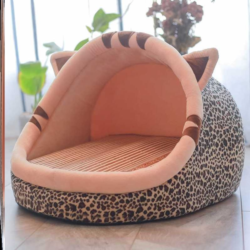 Dog bed, pet bed, cold proof, warm and thickened