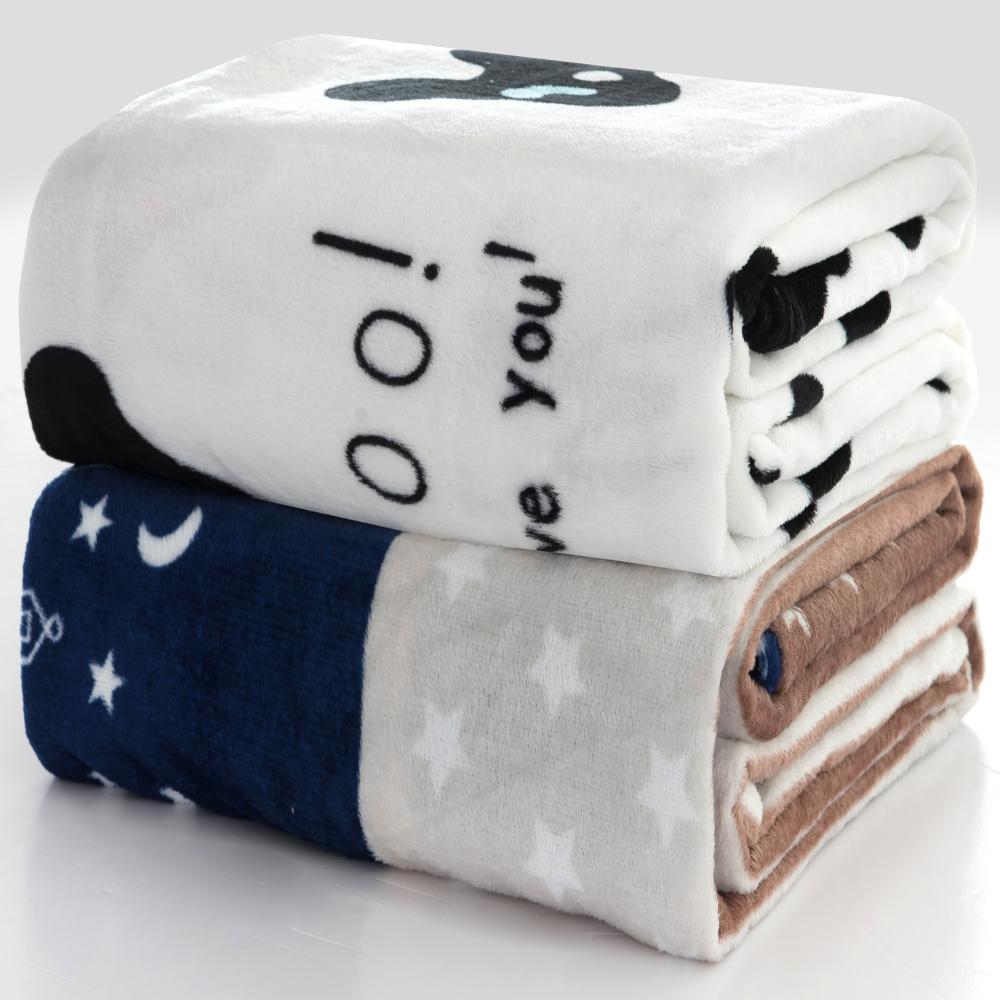 【 купить отправить заказ 】 зимний уплотнённый фланель шерстяные одеяла студент комната с несколькими кроватями моно,парный человек вздремнуть одеяла коралл лист