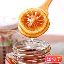 冰糖柠檬膏纯手工咳嗽茶孕妇茶儿童泡茶喝的东西养生茶无川贝陈皮