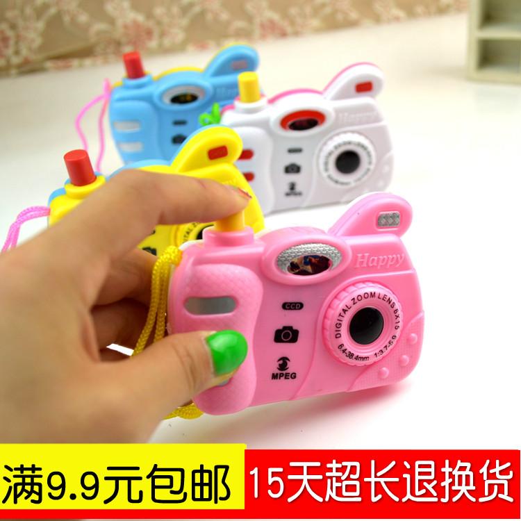 Мужские и женские ребенок детские копия Реальная камера игрушка переменной изображение, чтобы увидеть маленьких животных подарки начальной школы небольшие призовые подарки