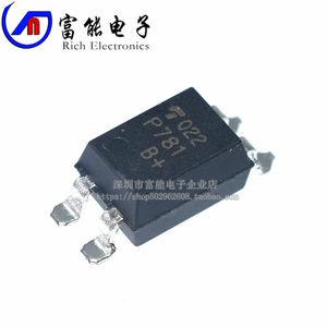 原装进口 贴片光耦 TLP781GB P781 SOP-4 晶体管型光耦