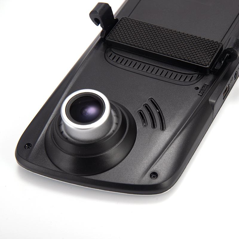 前后车内三录记录仪后视镜款直销新款高清车载行车记录仪