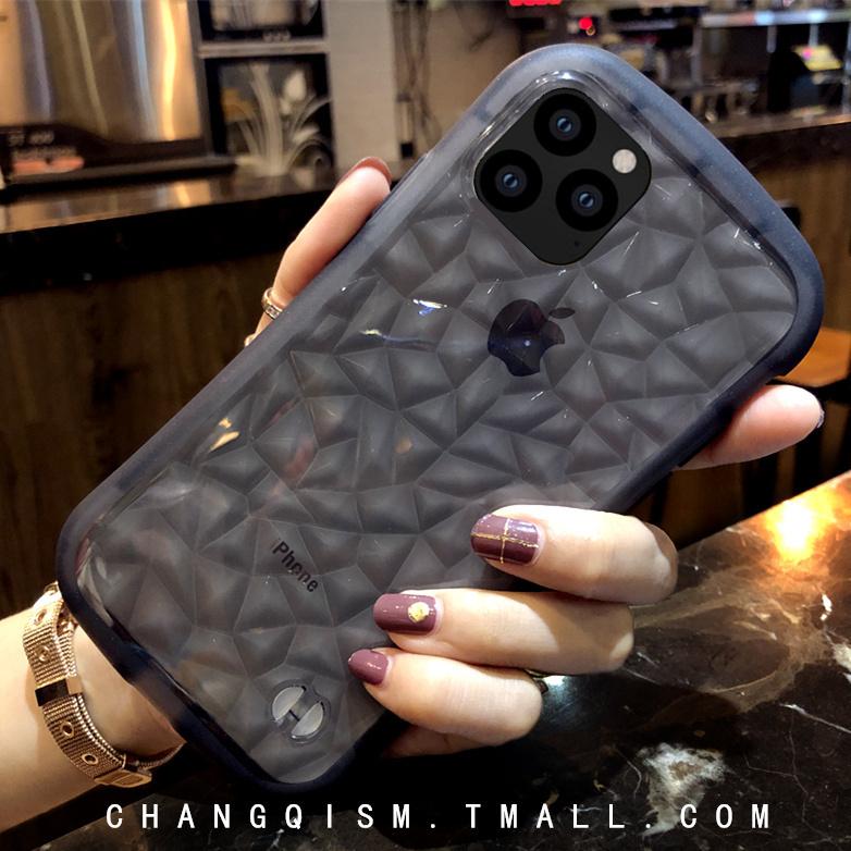 10月25日最新优惠韩风椭圆形新款苹果11 11max手机壳