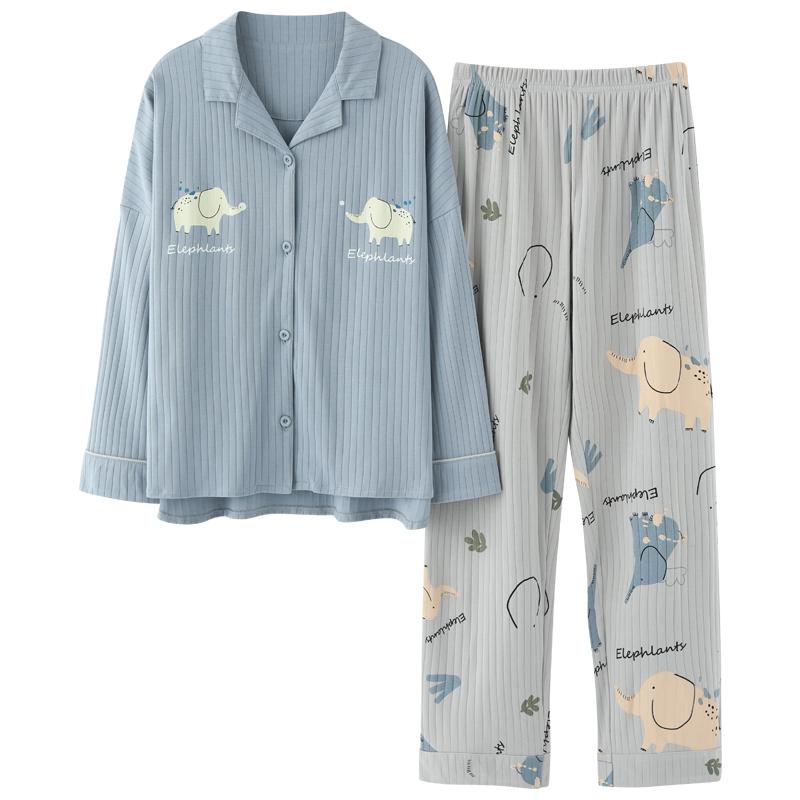 【南极人】甜美可爱家居服套装