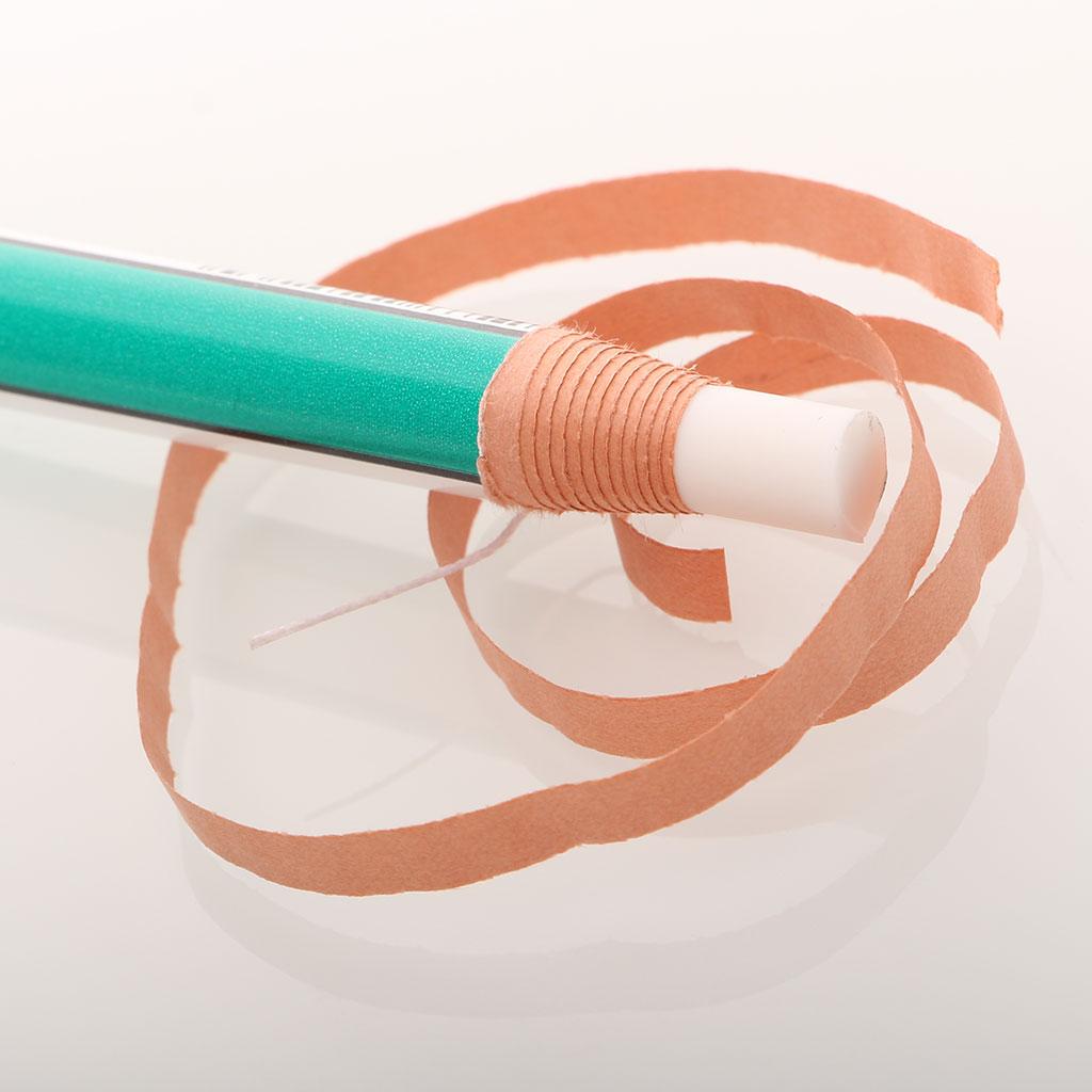 日本uni三菱卷纸橡皮擦EK-100笔形橡皮 学生美术高光橡皮随用随撕