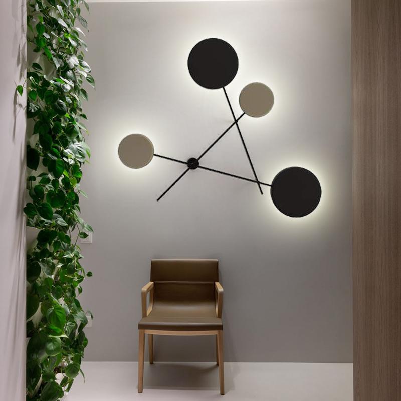 392.00元包邮北欧创意个性楼梯过道设计师墙壁灯