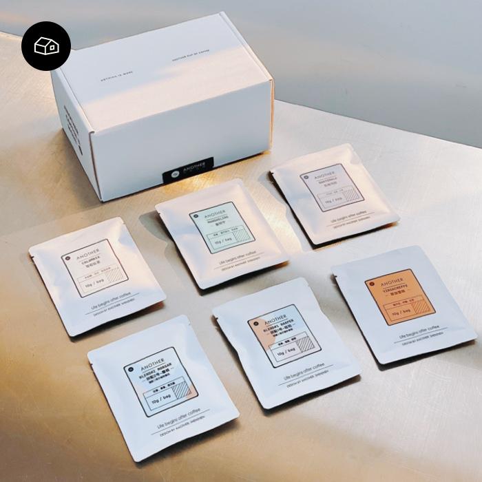 别处咖啡 多产地组合挂耳咖啡新鲜烘焙12包精品咖啡黑咖啡