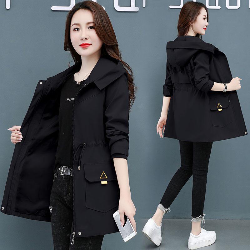 中长款2021年新款春秋季韩版风衣质量好不好