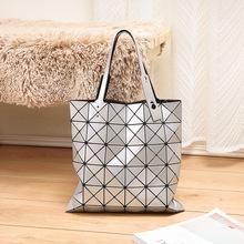 Sagny Подлинная сумка Новая приливная сумочка Геометрические Алмазные Модели Мода Сеть Красные сумки Сумки Сумка