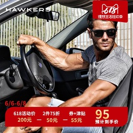 Hawkers太阳镜正品男女GM墨镜西班牙网红眼镜ins潮护目镜 O18TR02图片