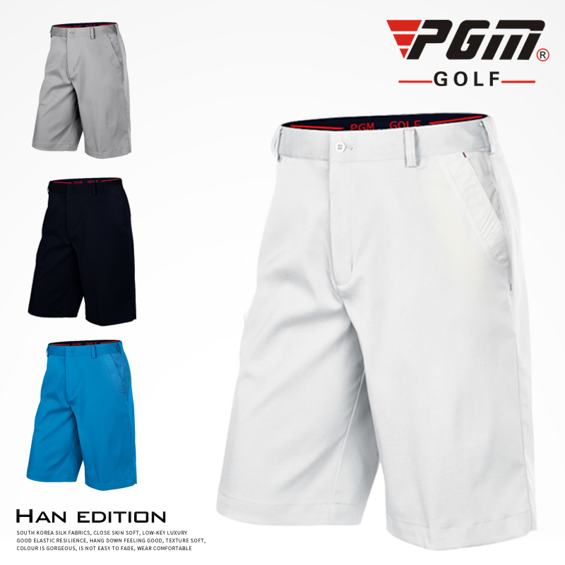 PGM counter authentic Golf pants mens Summer Shorts Golf Shorts high elastic breathable clothing