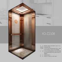 Elevator household six-storey lifting two-storey indoor elevator four-storey electric villa sightseeing elevator small home elevator