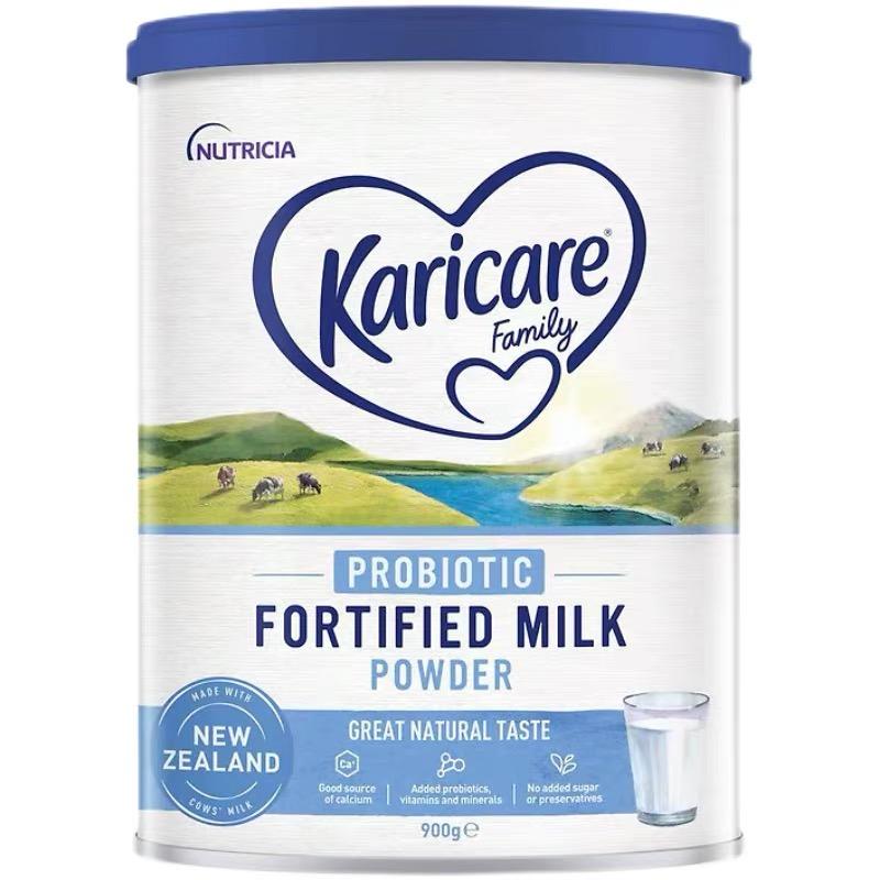 澳洲可瑞康全脂益生菌全家高钙奶粉