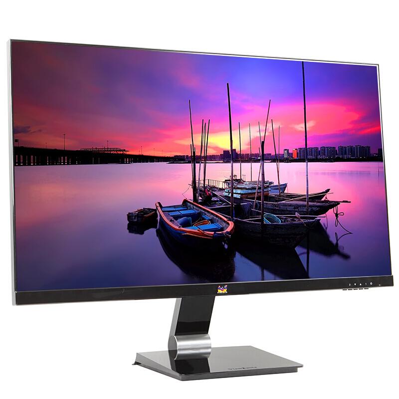 优派VA2478-H-2 23.8英寸HDMI高清电脑液晶显示器IPS窄边广视角屏