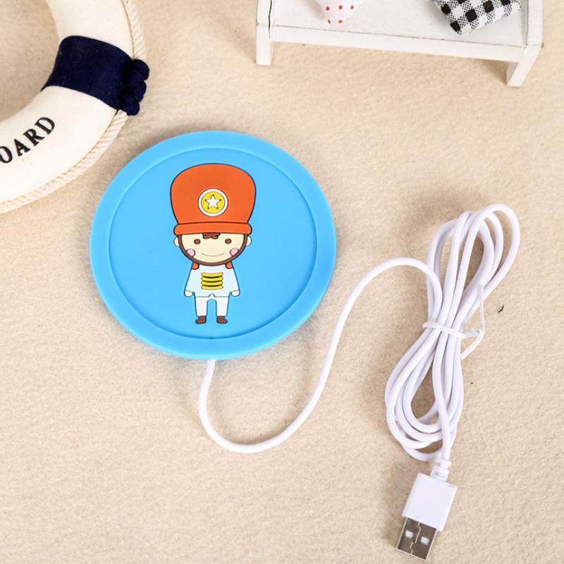 USB сохранение тепла база чашки отопление устройство чашка чайник отопление каботажное судно горячей молоко