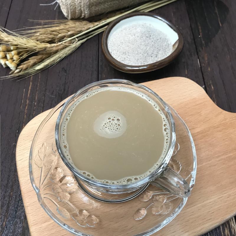 拾味客白咖啡粉800g袋装商用特浓三合一速溶非条装奶茶店专用原料