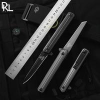 Открытый наружный нож со складыванием нож высокая Твердость Портативный складной нож Военный нож Специальные силы Армия нож Инструмент самозащиты