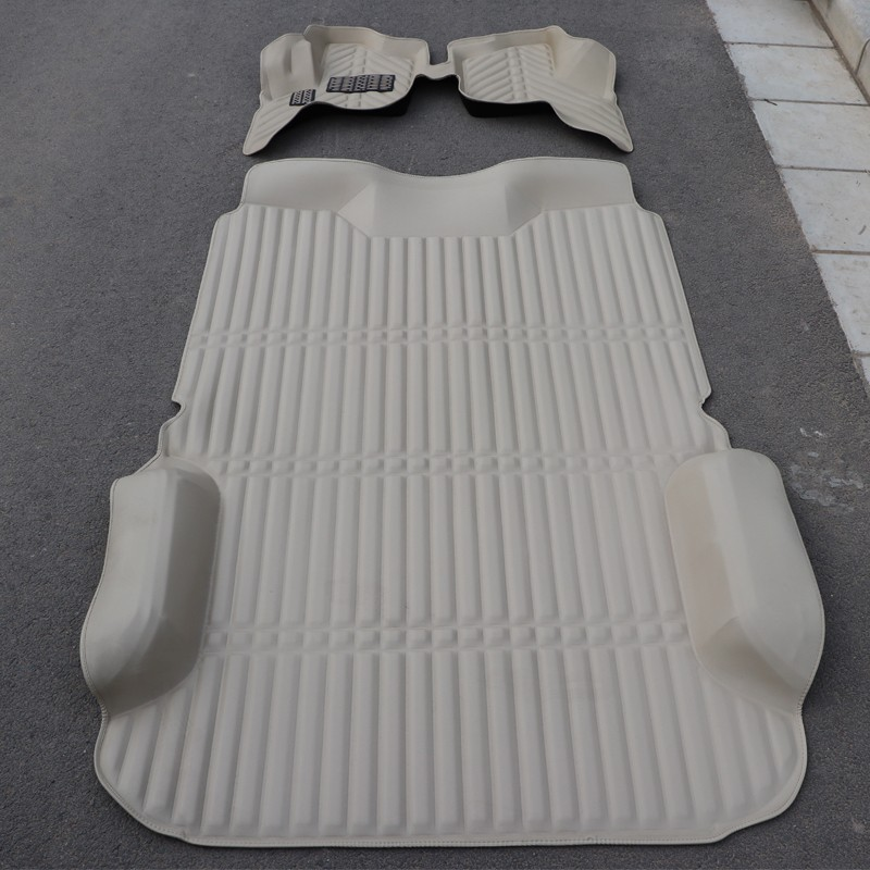瑞驰新能源EC35电动面包车脚垫EK05专车专用全包围面包车地胶脚垫,可领取3元天猫优惠券