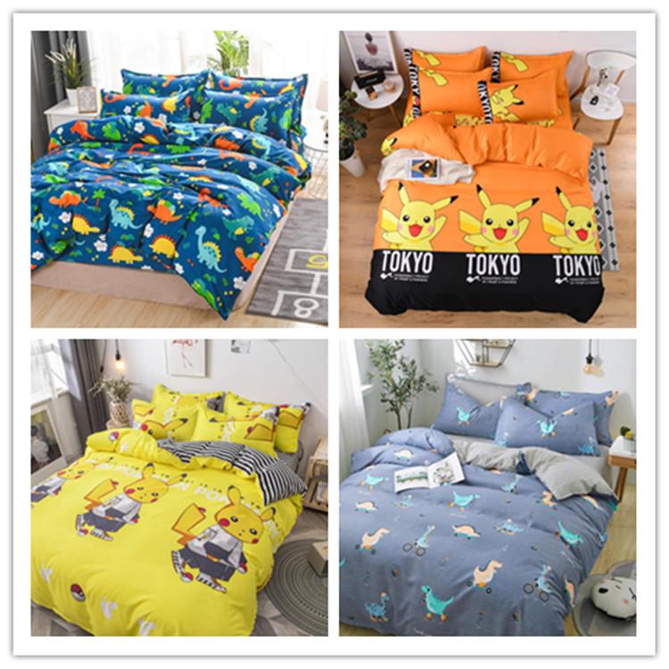 ベッド用品恐竜の枕カバー子供用アニメ海底世界シーツシーツシーツシーツシーツ