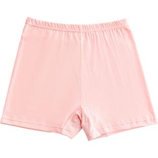 AB内裤女士中老年纯棉高腰抗菌平角裤大码短裤奶奶全棉四角裤E580