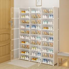 塑料鞋盒鞋子收纳神器抽屉式防尘家用20个装透明鞋柜aj收纳盒鞋架