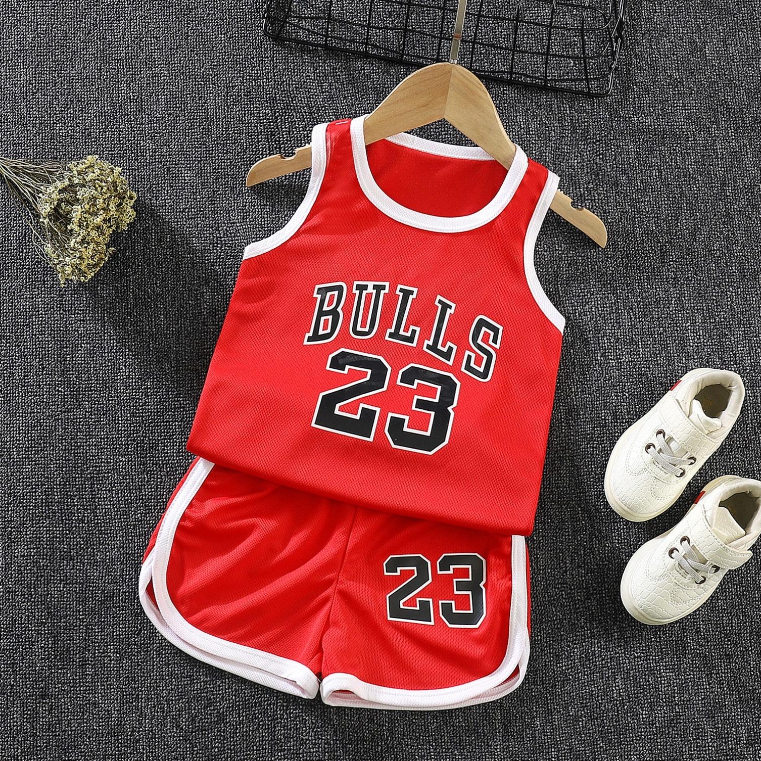 男童篮球服女童可爱训练服运动会夏令营2020年新款套装中大儿童