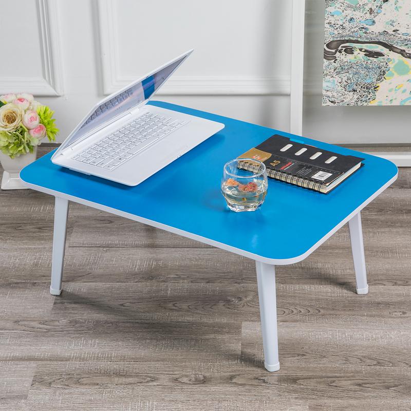 放床上的折叠桌子学生宿舍小可爱经济型便携懒人桌写作业电脑做桌