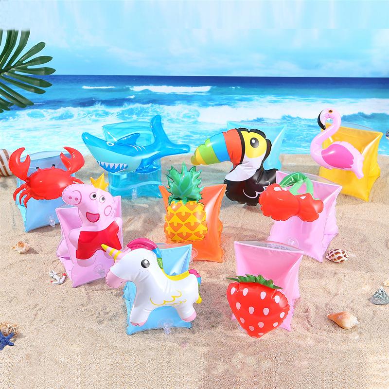 三亚手臂浮圈宝宝户外沙滩学手臂圈
